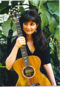 Jeanie with guitar